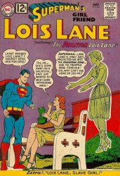 DC Comics's Superman's Girlfriend, Lois Lane Issue # 33