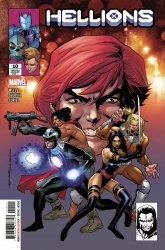 Marvel Comics's Hellions Issue # 10