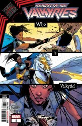 Marvel Comics's King in Black: Return of the Valkyries Issue # 1 - 2nd print