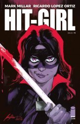 Image Comics's Hit-Girl Issue # 1d