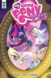 IDW Publishing's My Little Pony: Friendship is Magic Issue # 45