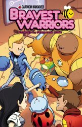 KaBOOM!'s Bravest Warriors TPB # 3