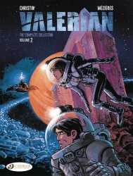 Cinebook's Valerian: The Complete Collection Hard Cover # 2