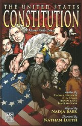 Round Table Comics's United States Constitution: A Round Table Comic Soft Cover # 1