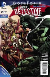 DC Comics's Detective Comics Issue # 29c
