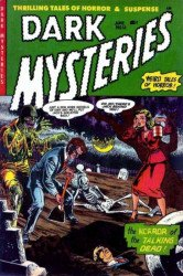 Master Publications's Dark Mysteries Issue # 12
