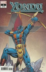 Marvel Comics's Yondu Issue # 1c