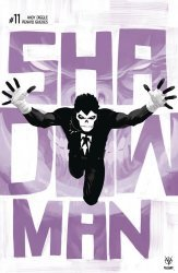 Valiant Entertainment's Shadowman Issue # 11