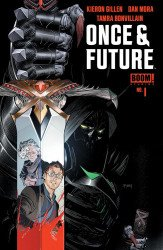BOOM! Studios's Once & Future Issue # 1
