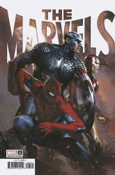 Marvel Comics's The Marvels Issue # 1b