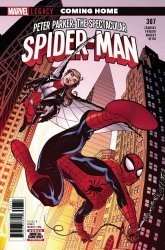 Marvel Comics's Peter Parker: The Spectacular Spider-Man Issue # 307