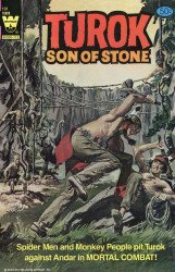 Whitman's Turok, Son of Stone Issue # 128