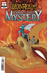 Marvel Comics's War of the Realms: Journey into Mystery Issue # 3b