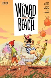 BOOM! Studios's Wizard Beach Issue # 3