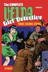 Caliber Entertainment's Velda Girl Detective Soft Cover # 3