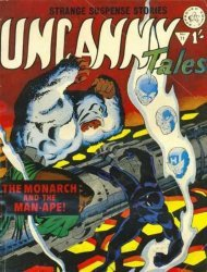 Alan Class & Company's Uncanny Tales Issue # 71
