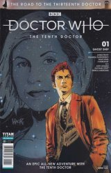 Titan Comics's Doctor Who: The Tenth Doctor - The Road To The 13th Doctor Issue # 1