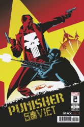 Marvel Comics's Punisher: Soviet Issue # 2b