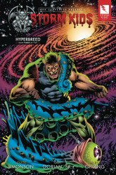 Storm King Productions's John Carpenter Presents: Storm Kids - Hyperbreed Issue # 3