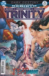 DC Comics's Trinity Issue # 14