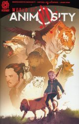 After-Shock Comics's World of Animosity Issue # 1