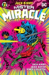 DC Comics's Mister Miracle by Jack Kirby TPB # 1