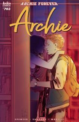Archie Comics Group's Archie Issue # 703b