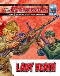 D.C. Thomson & Co.'s Commando: For Action and Adventure Issue # 5217