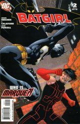 DC Comics's Batgirl Issue # 2