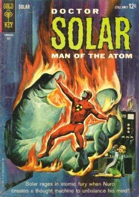 Solar, Man of the Atom (1991) #7 - Read Solar, Man of the ...