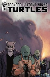 IDW Publishing's Teenage Mutant Ninja Turtles Issue # 90