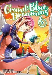 Kodansha Comics's Grand Blue Dreaming Soft Cover # 9
