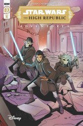 IDW Publishing's Star Wars: High Republic - Adventures Issue # 3ri
