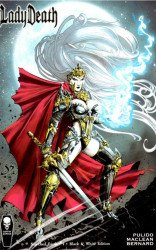 Coffin Comics's Lady Death: Scorched Earth Issue # 1i