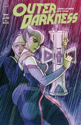 Image Comics's Outer Darkness Issue # 8
