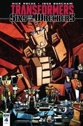 IDW Publishing's Transformers: Sins of the Wreckers Issue # 4ri