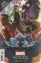 Marvel Comics's Marvels Voices Legacy Issue # 1