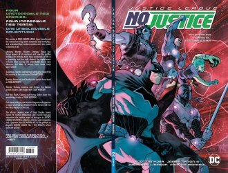 DC Comics's Justice League: No Justice TPB # 1