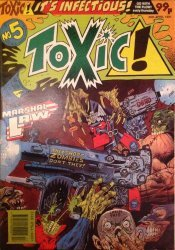 Apocalypse's Toxic Issue # 5