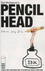 Image's Pencil Head Issue # 5