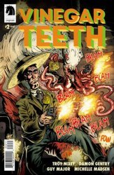 Dark Horse Comics's Vinegar Teeth Issue # 2