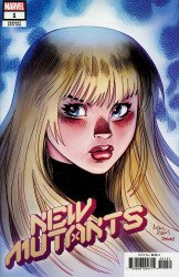 Marvel Comics's New Mutants Issue # 1e