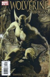 Marvel Comics's Wolverine: Origins Issue # 3b