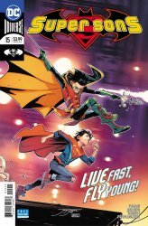 DC Comics's Super Sons Issue # 15