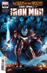 Marvel Comics's Tony Stark: Iron Man Issue # 13