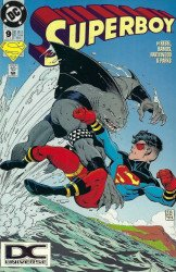 DC Comics's Superboy Issue # 9b
