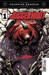Marvel Comics's Juggernaut Issue # 1