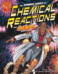 Capstone Press's Graphic Library: Dynamic World of Chemical Reactions Soft Cover # 1