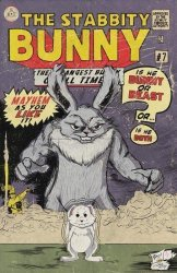 Scout Comics's Stabbity Bunny Issue # 7b