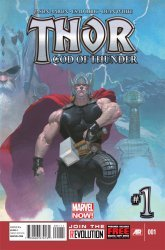 Marvel Comics's Thor: God of Thunder Issue # 1